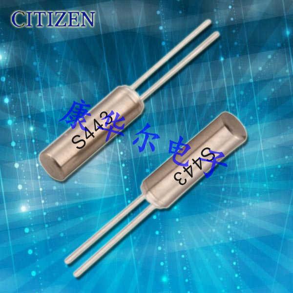 西铁城晶振,石英晶振,CFV-206晶振,CFV-20668500DZFB晶振