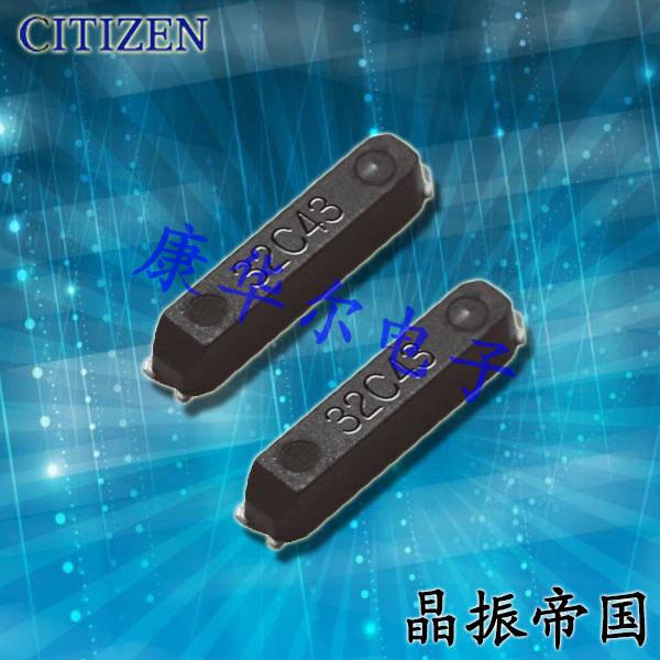 西铁城晶振,贴片晶振,CM130晶振,CM13032768DZYT晶振