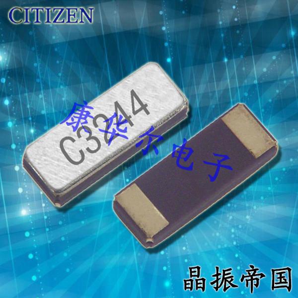 西铁城晶振,贴片晶振,CM519晶振,CM51932768DZCT晶振