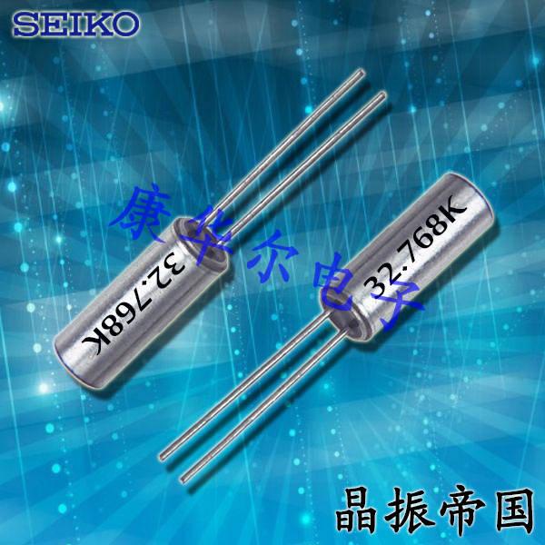 精工晶振,石英晶振,VT-120-F晶振,SEIKO压电石英晶体水晶振子