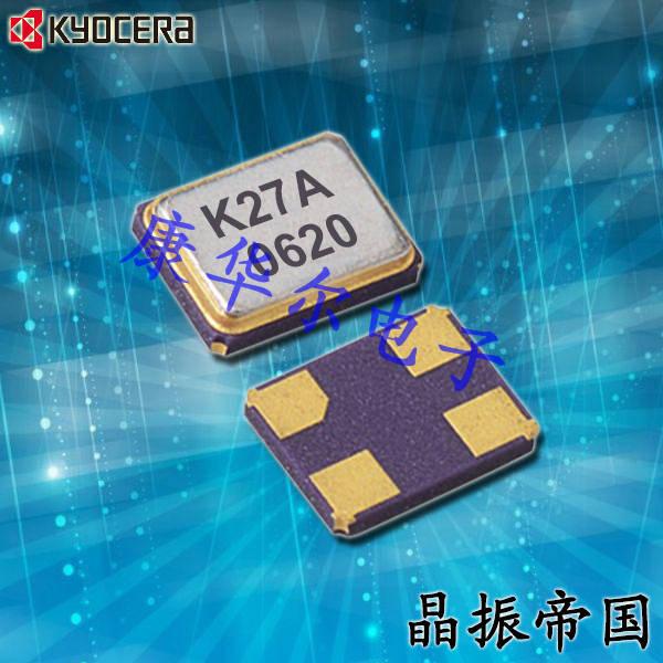 京瓷晶振,贴片晶振,CX1210SB晶振,Kyocera石英晶振