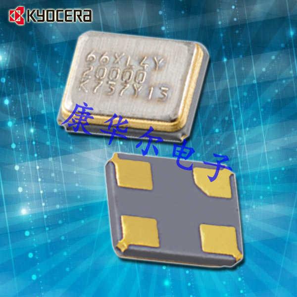 京瓷晶振,贴片晶振,CX2016SA晶振,Kyocera无源晶振