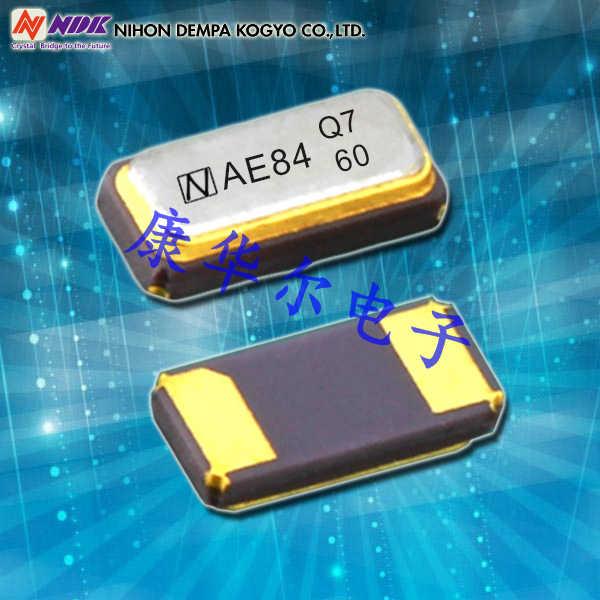 NDK晶振,贴片晶振,NX2012SE晶振,NDK石英晶振