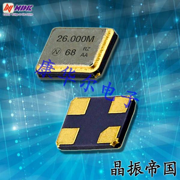 NDK晶振,贴片晶振,NX3225SA晶振,NDK汽车电子无源晶振