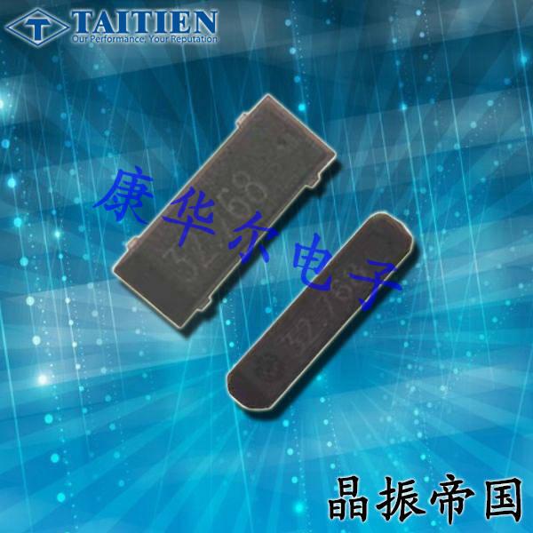 泰艺晶振,贴片晶振,XN_8038晶振,进口8038SMD音叉型晶振