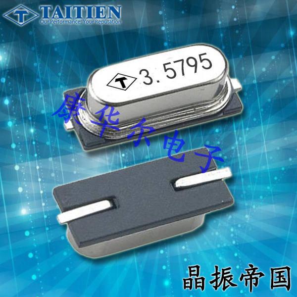 泰艺晶振,贴片晶振,XJ晶振,XJCBBIAANF-10.368000晶振