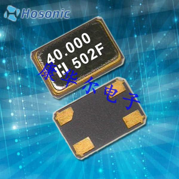 鸿星晶振,贴片晶振,E5SB晶振,E5SB11E0X0006E晶振