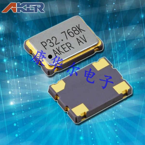 AKER晶振,有源晶振,SMBF-751晶振,金属面封装汽车电子有源晶振
