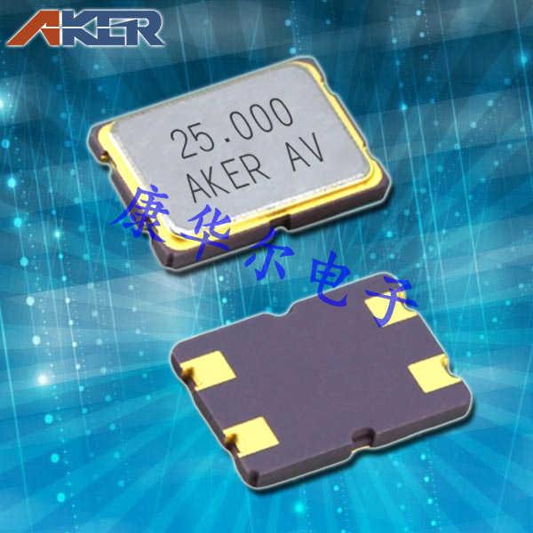 AKER晶振,贴片晶振,CXAF-751晶振,进口无源晶体谐振器