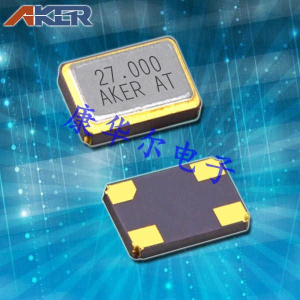 AKER晶振,贴片晶振,CXAF-421晶振,家用电视机顶盒石英晶振