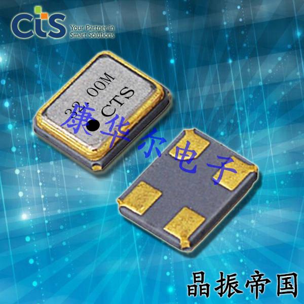 CTS晶振,贴片晶振,402晶振,402F24022IJT晶振