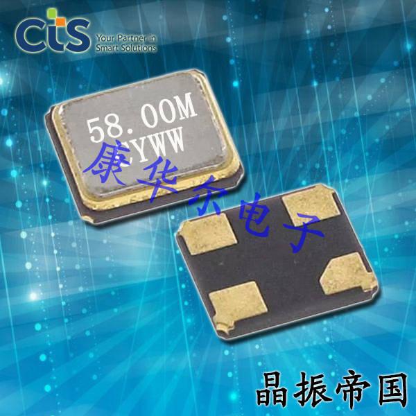 CTS晶振,贴片晶振,403晶振,403C23E26M69000晶振