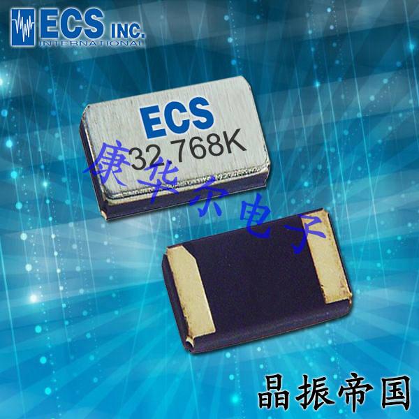 ECS晶振,贴片晶振,ECX-31B晶振,ECS-.327-12.5-34B-TR晶振