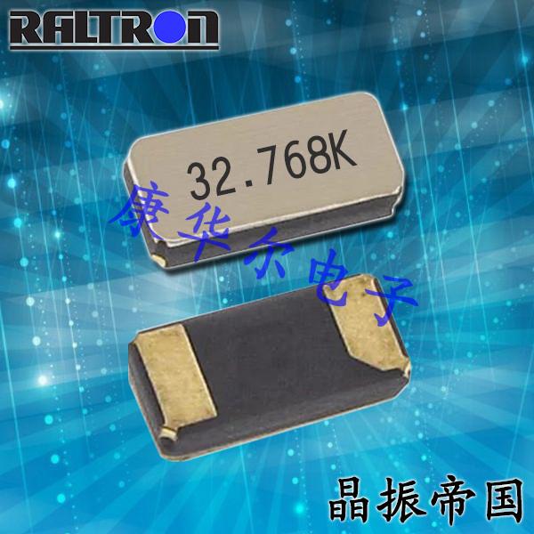 Raltron晶振,贴片晶振,RT1610晶振,千赫兹晶振