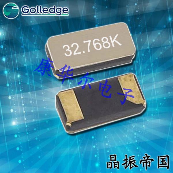 Golledge晶振,贴片晶振,CM7V04晶振,进口32.768K晶振