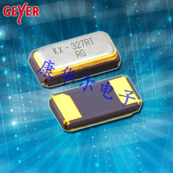 Geyer晶振,贴片晶振,KX-327NHT晶振,石英晶体谐振器